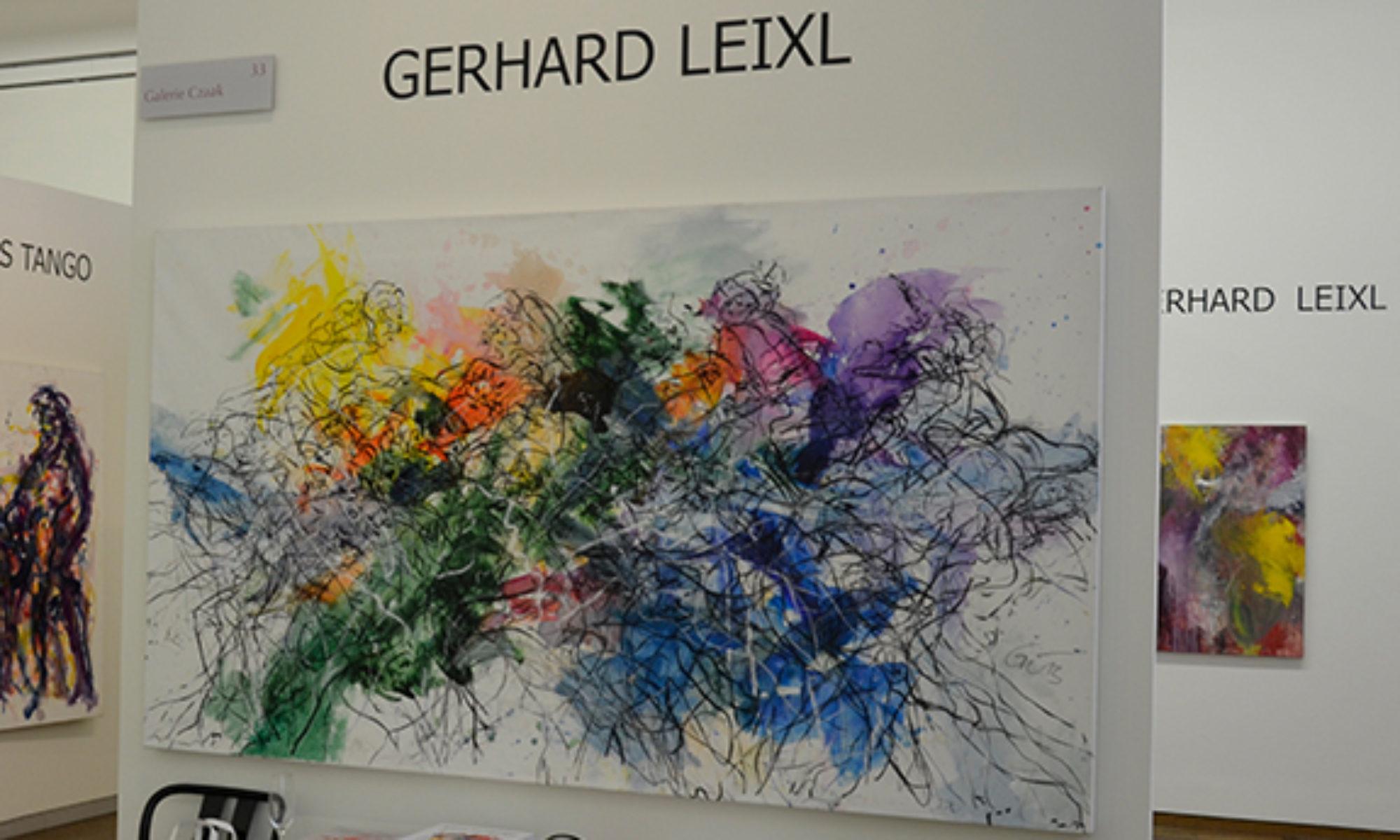 Gerhard Leixl art